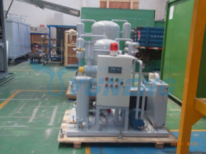 Fast Speed Lube Oil Regenerate Process Machine pictures & photos