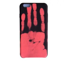 finest selection c0136 2c1af Thermal Heat Sensitive Color Changing Phone Case for iPhone 7 7plus/6s/6