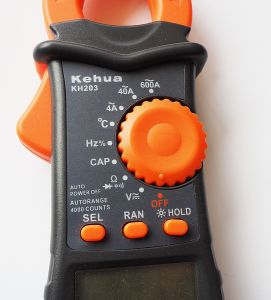 Digital Clamp Meter (KH203) pictures & photos