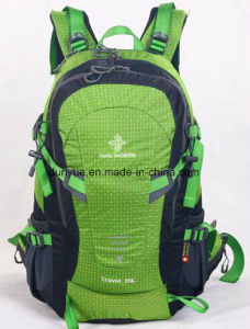 Newest fashion Waterproof Hiking Backpack, Polyester Backpack Bag, Climbing Camping Outdoor Sports Travel Backpack Bag