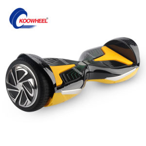Europe Warehouse Koowheel Electric Skateboard Two Wheel Hoverboard pictures & photos