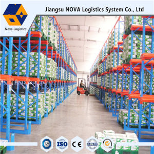 Heavy Duty Storage Drive Through Pallet Shelving with 10 Years Warranty Time pictures & photos