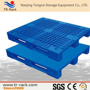 Heavy Duty Plastic Pallet for Pallet Racking Storage pictures & photos