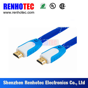 3D HDMI Cable High Speed Cable Asembly pictures & photos
