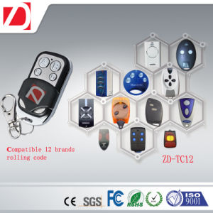 Wireless RF Remote Control That Compatible with Famous Brands Such as Bft Nice Similo Erreka pictures & photos