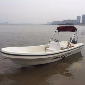4-8m Fiberglass Small Panga High Speed Fishing Boat pictures & photos