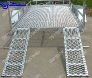 Tipping Trailer Surface Treatment with Hot Dipped Galvanized pictures & photos