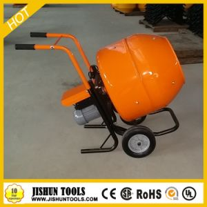 Durable Small Mobile Concrete Mixer