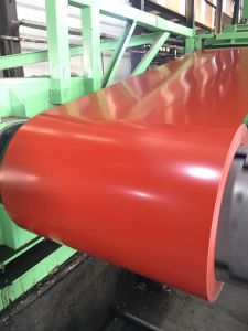 Building Material PPGI/PPGL Steel Sheets Coils From China