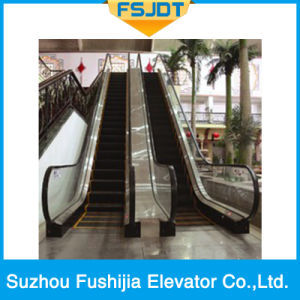 Safe and Comfortable Commercial Escalator