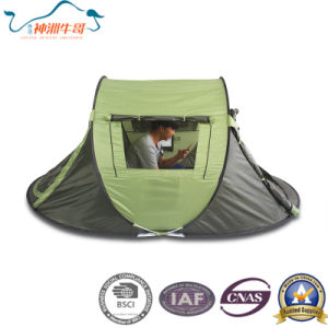 2017 New 190t Polyester Pop up Tent for Camping