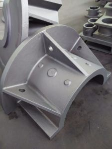 Lifting Machine Part Sanding Casting CNC Machinery Part pictures & photos