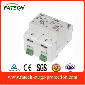 80kA 2 poles power surge protector pictures & photos