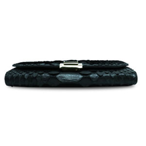 Lady Luxury Clutch Bag Python Genuine Leather Evenlope Evening Bag pictures & photos