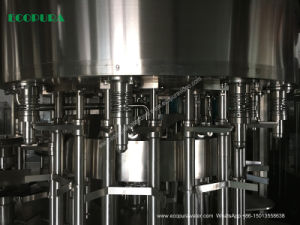 Automatic Fresh Juice Hot Filling Machine / 3-in-1 Rinser Filler Capper pictures & photos