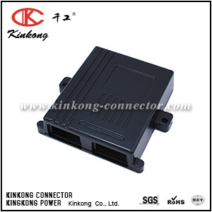 24 Pin Automotive ECU PCB Aluminum Enclosure Box
