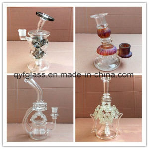 Mini Glass Water Pipe for Smoking