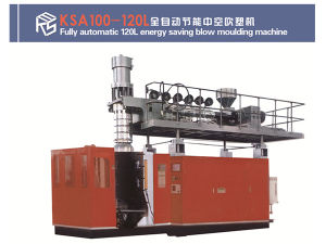 Automatic 100L Energy Saving Blow Molding Machine pictures & photos