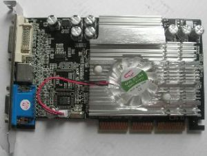 Graphic Card (PY-nVIDIA Geforce FX5500)