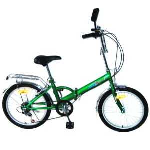"20"" Steel Frame Folding Bike (FP206) pictures & photos"