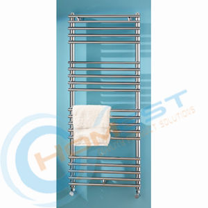Polished Stainless Steel Towel Radiators (RS012)