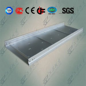 Hot DIP Galvanizing Tray Cable Tray with CE/GOST/TUV/UL