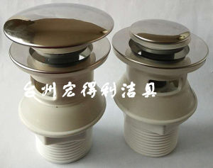 Bathroom Fittings Plastic Pop up Drain pictures & photos