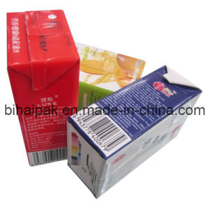 PE Coated Paper for Juice and Milk
