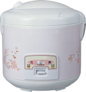 Xishi Electric Rice Cooker, With Fingers-Hided Handle. Model R-03