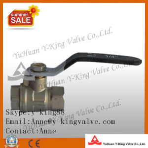 Brass Copper Ball Valve for Valves (YD-1017) pictures & photos
