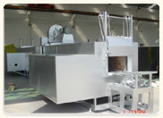 Side Combustion Aluminium Bar Heating Furnace
