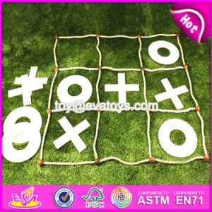 Funny Garden Brain Training Game Wooden Giant Outdoor Games W01A209 pictures & photos