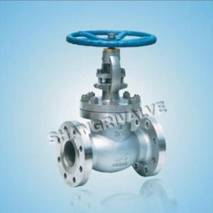 Cast Steel Flanged Globe Valve (Type: J41H)