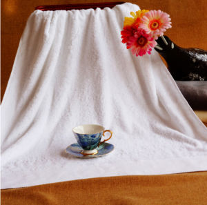 100% Cotton Terry SPA Bath Towel (DPF2442) pictures & photos