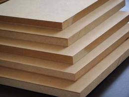 Waterproof Particle Board Wood Furniture (PB056)