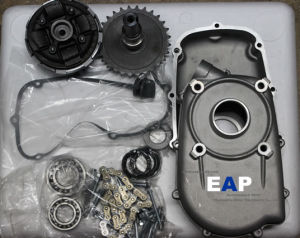 Honda Gx270/Gx390 Engine 1/2 Reduction Clutch Assy, for Go Kart Use.