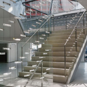 steel structure stairs