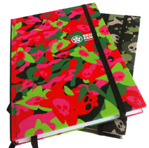 High Quality New Designed Colourful Notebook (YY-N002) pictures & photos