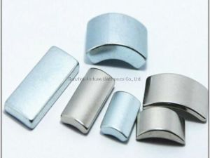 China Wedge Neodymium Magnet, Wedge Neodymium Magnet