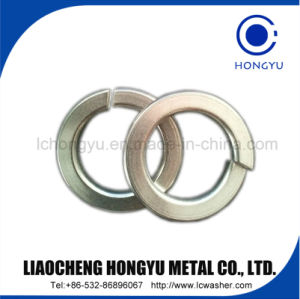 "3/8"" Stainless Steel Spring Lock Washer pictures & photos"