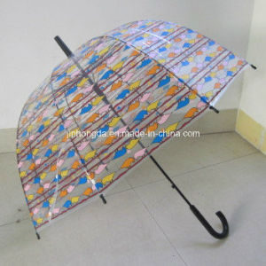 23inches PVC Cover Apollo Bubble Umbrella (YSN21)