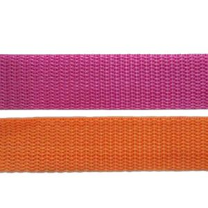 Multicolor PP Webbing for Garment, Bags