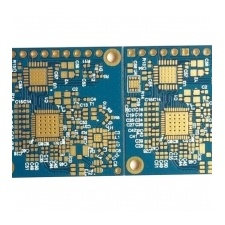 6 Layers Immersion Gold PCB