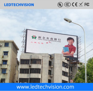 P10mm Outdoor Broadcasting Media LED Display