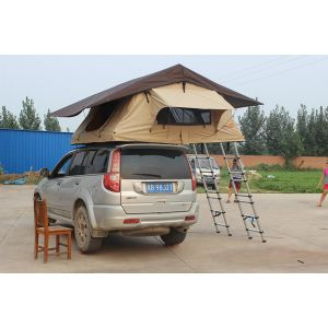 Unique Design W/P Tents for Cars Wateerproof 2000mm Roof Top Tent pictures & photos