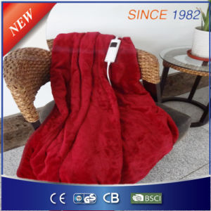 New Design Heated Throw with 6 Heat Setting and Timer pictures & photos
