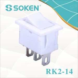 Soken Rk2-14 1X2 Electric Rocker Switch pictures & photos