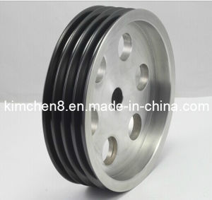 Ceramic Coated Roller D70*H45mm for Enamelling Machine (Aluminum wire guide pulley) pictures & photos