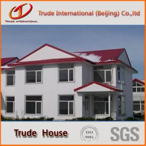 Customized Light Gauge Steel Frame Modular Building/Mobile/Prefab/Prefabricated Two Floors Family House pictures & photos