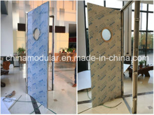 High Quality 304 Stainless Steel Door for Pharmacy (CHAM-SSD05) pictures & photos